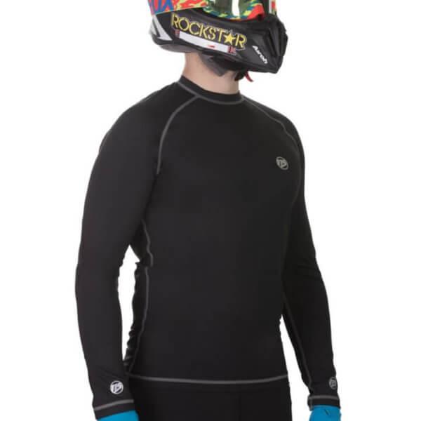 Koszulka termoaktywna motocyklowa męska 115moto Atacama