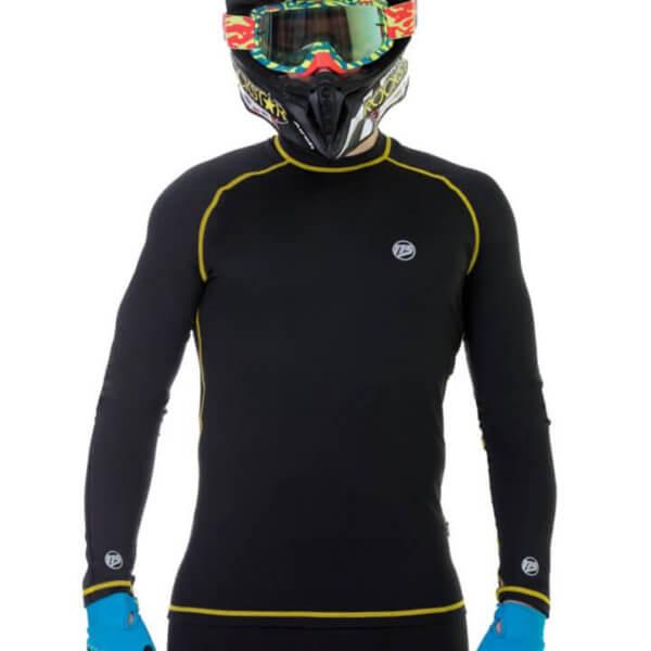Koszulka termoaktywna motocyklowa męska 115moto Sahara